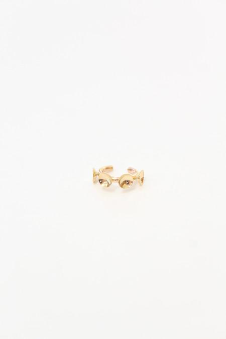 SAMMA Ear Cuff 10k Gold