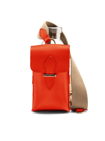 Officina del Poggio Bottle Bag - Fiamma Leather