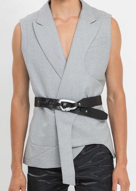 Heliot Emil Carabiner Belt - black