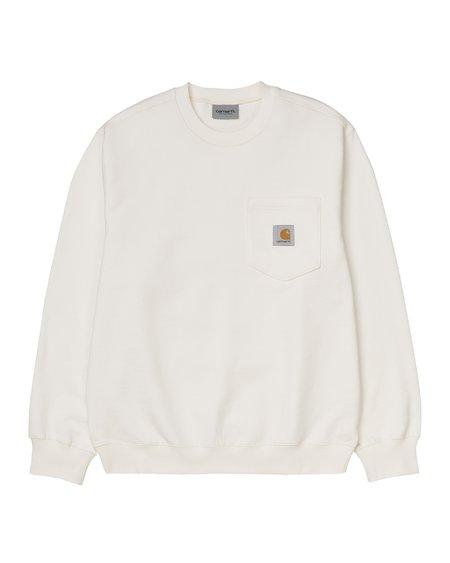 CARHARTT WIP Pocket Sweatshirt - Wax