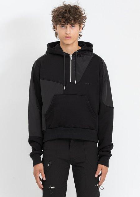 Heliot Emil Tech Hoodie sweater - Black
