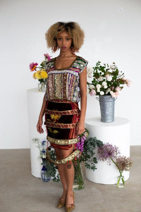 Sydney Pimbley Diwali Hoop Skirt - multi
