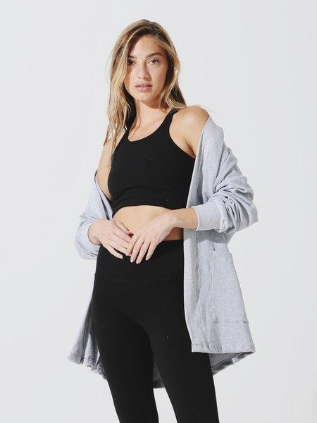 Electric & Rose Cordova Cardigan - gray