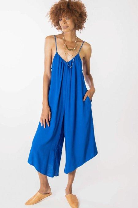 Tysa Sonoma Jumpsuit - Majorelle Blue