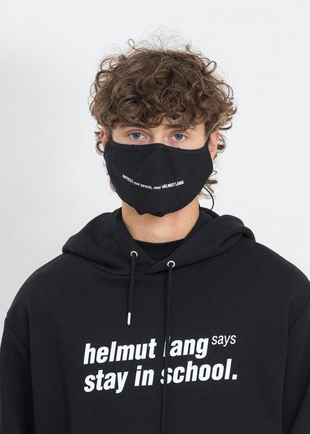 Helmut Lang Impress Mask - Black