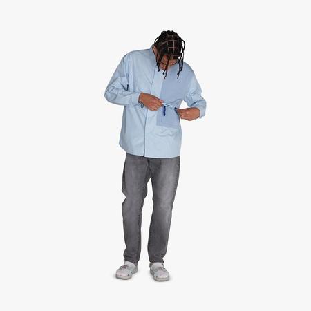 Liberaiders Multi Pocket T/C Shirt - Blue