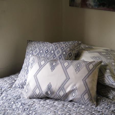 Erica Tanov large diamond lumbar pillow