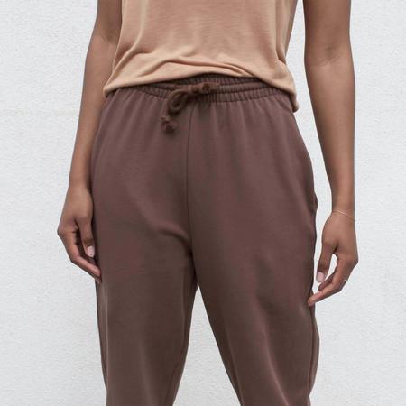 Baserange Sweatpants - Loam Brown