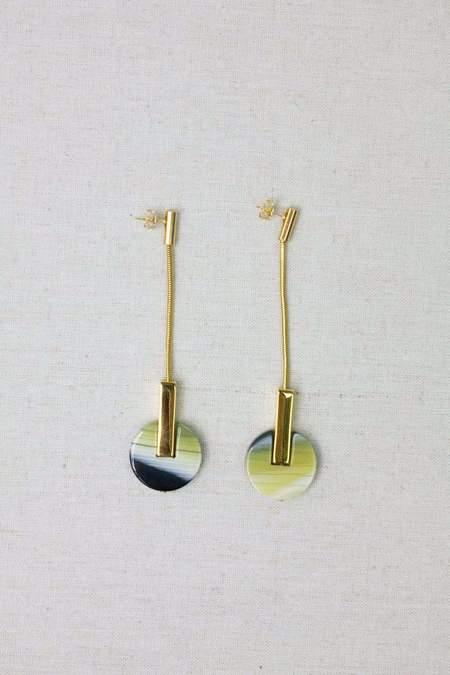 Rachel Comey Nix Earring - Bone