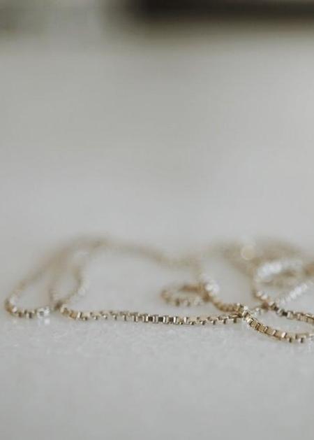 Foe and dear Lightbeam Necklace