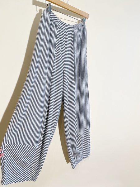 North Star Base Pant - Mix Stripe