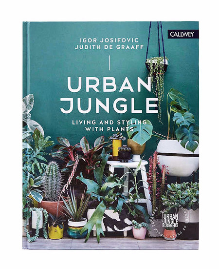 Books Urban Jungle: Living and Styling with Plants