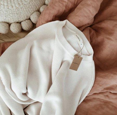 Eadaie Women's Sweater - White