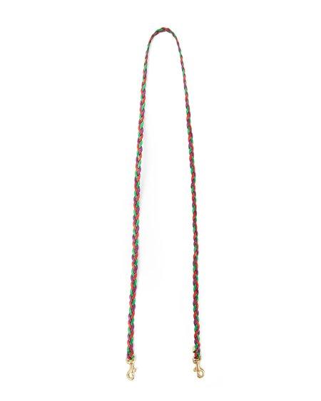 Clare V. Mini Braided Crossbody Strap