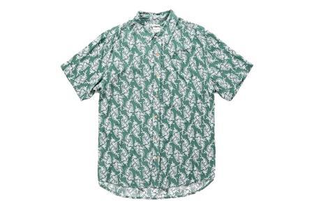 Bridge & Burn Harbor Shirt - Paisley