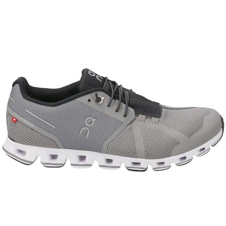ON Running Cloud Shoes - Zinc/White