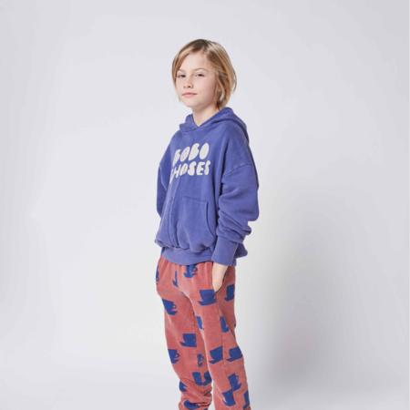 Kids Bobo Choses Hoodie - Royal Blue