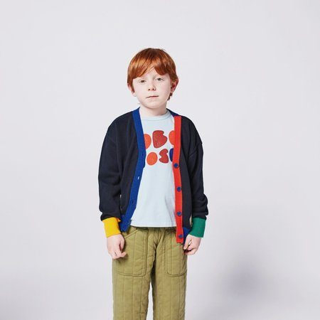 KIDS Bobo Choses Knitted Cardigan - Multicolored