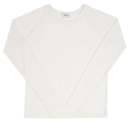 By Signe june raglan top - oyster