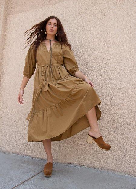 Xirena Annieka Dress - Khaki
