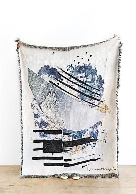 K-Apostrophe Marea Throw Blanket