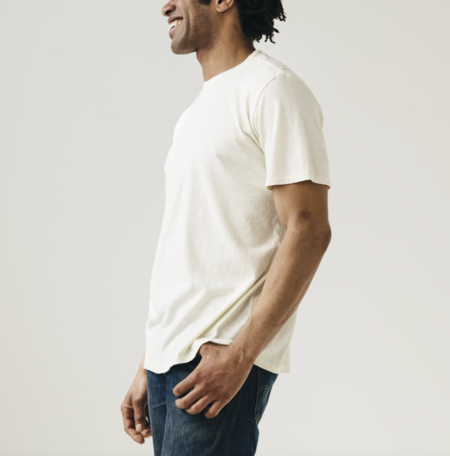 Jungmaven Jung Tee - Washed White