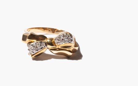 Kindred Black Michiel Ring - 14k gold