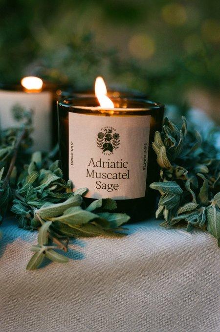 Flamingo Estate Adriatic Muscatel Sage Candle