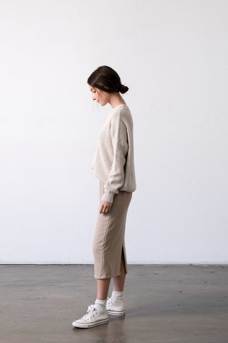 It Is Well L.A. Sweatshirt Skirt
