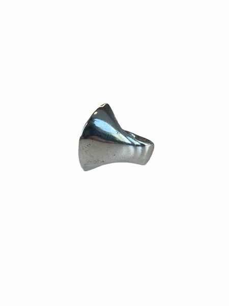 AI STUDIOS HAMMERHEAD RING - Sterling silver