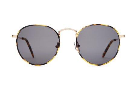 Crap Eyewear Tokyo Tuff Patrol Sunglasses - Tortoise