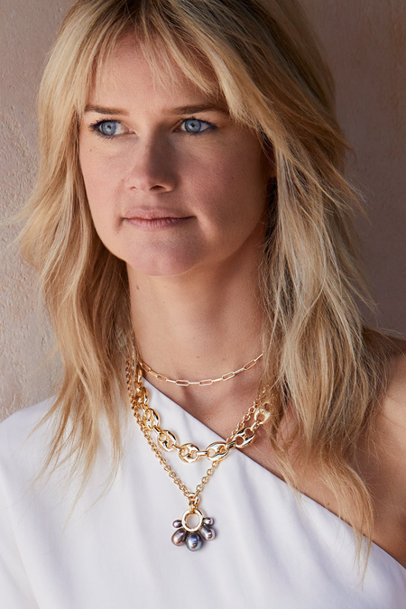 Mignonne Gavigan Colby Necklace - Gold