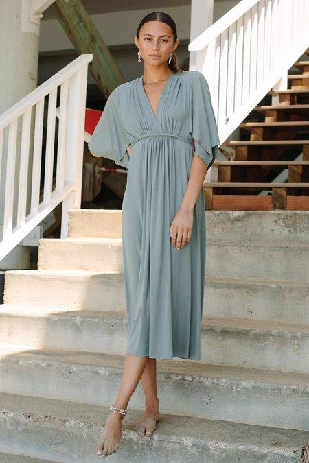 Rachel Pally Mid-Length Caftan Dress - Agave