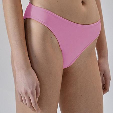 Nu Swim Carly High-Cut Bikini Bottom - Flower