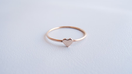 Heart - Rose Gold