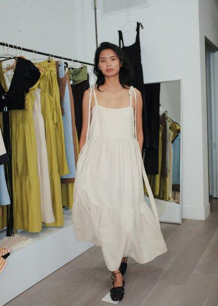 Ajaie Alaie Chica Dress - undyed