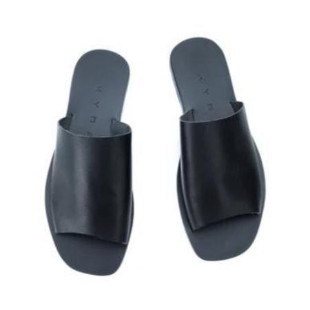 Kyma Kalymnos Sandals - Black