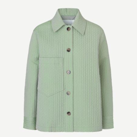 Samsoe Samsoe Ember Jacket - green
