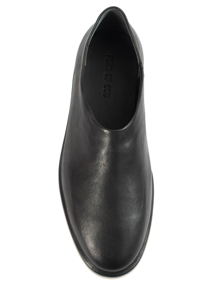 Fear of God Leather Slippers - black