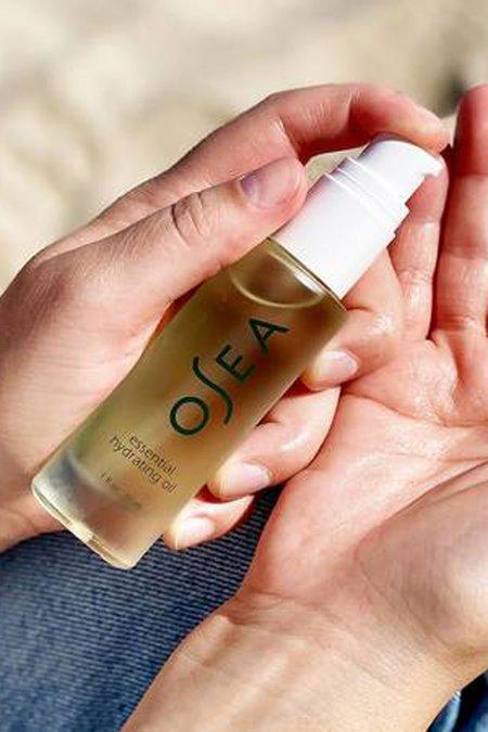 Osea Essential Hydrating Oil Bottle