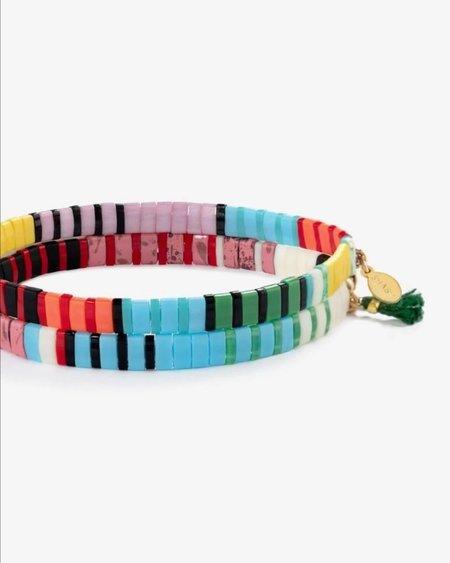 Shashi Tilu Bracelets Bon Bon - Multicolor