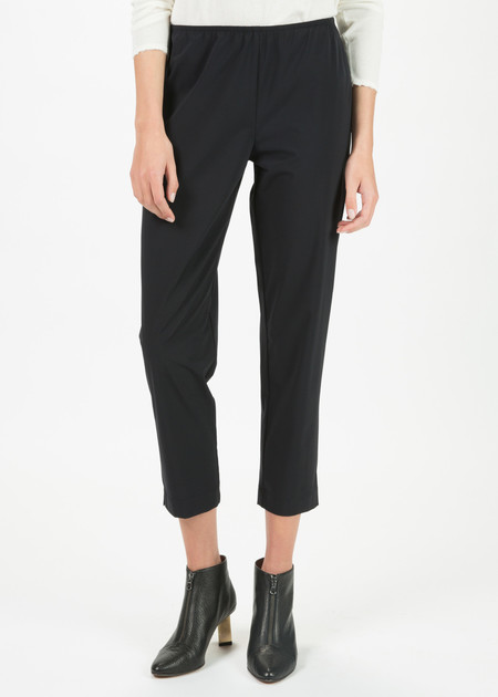 Hudson Cropped Simple Pant