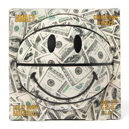 Chinatown Market Smiley Money Ball - Multi