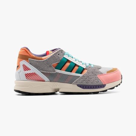 adidas ZX 10/8 sneakers - red