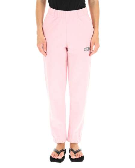GANNI Sport Pants - Pink