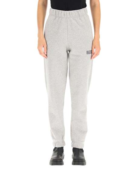 GANNI Sporty Pants - Grey