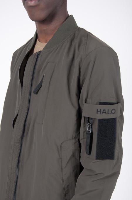 HALO Flight Rigger Jacket Dark Army