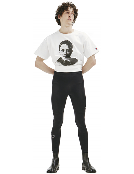 Balenciaga Trompe-L'oeil Leggings - Black