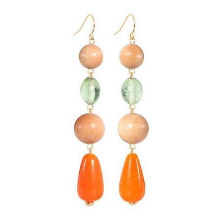 Sophie Monet Seaglass Drop Earrings