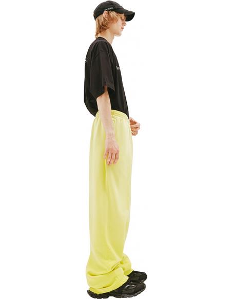 Balenciaga Oversize Sweatpants - Yellow